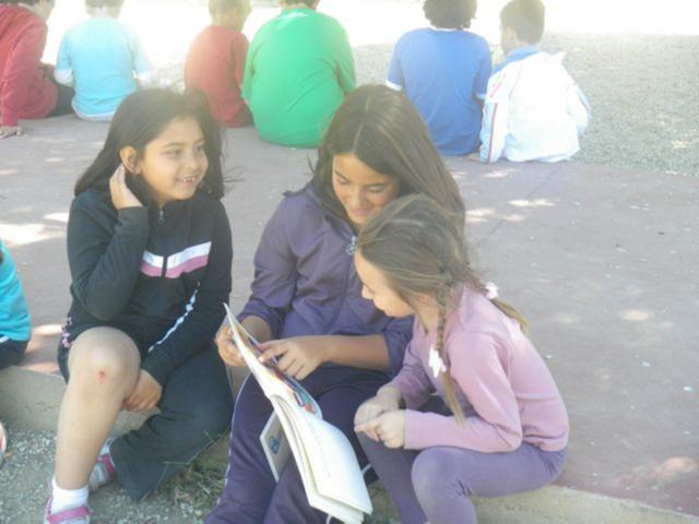 Apadrinamiento Lector 2012