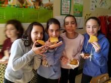 Desayuno Andaluz curso 14-15